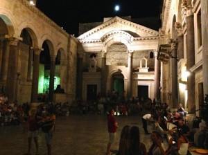 vacaciones en dalmacia: Split