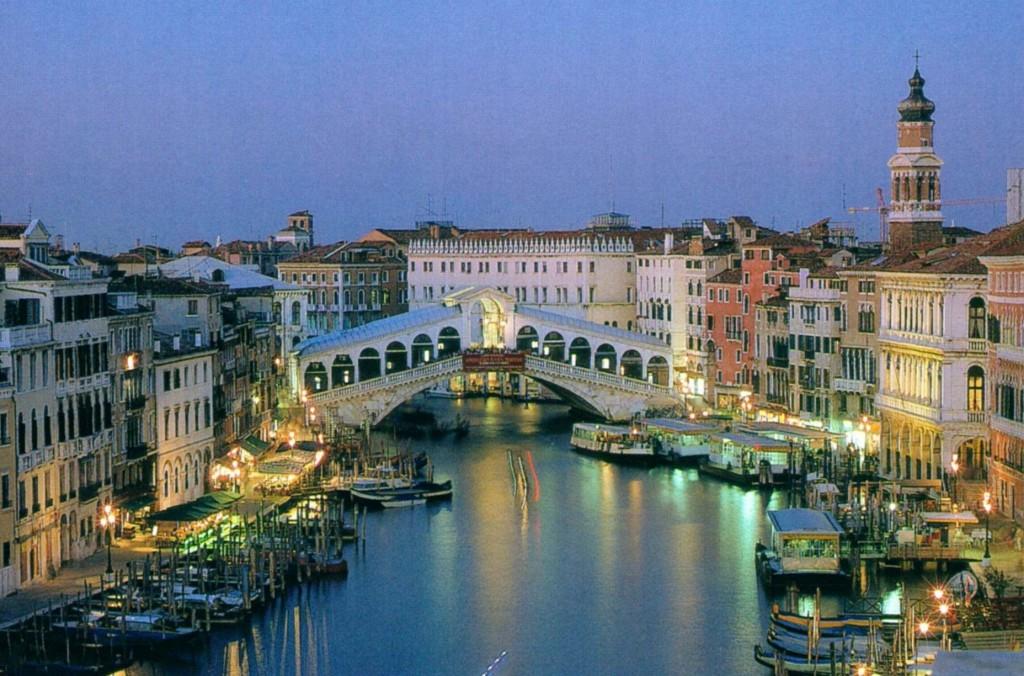 vacaciones en pareja italia venecia