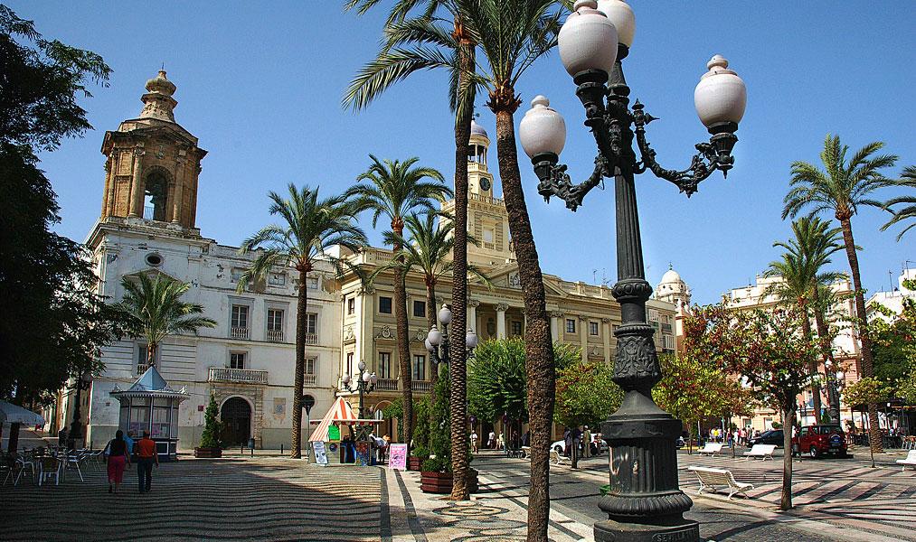 cadiz plaza