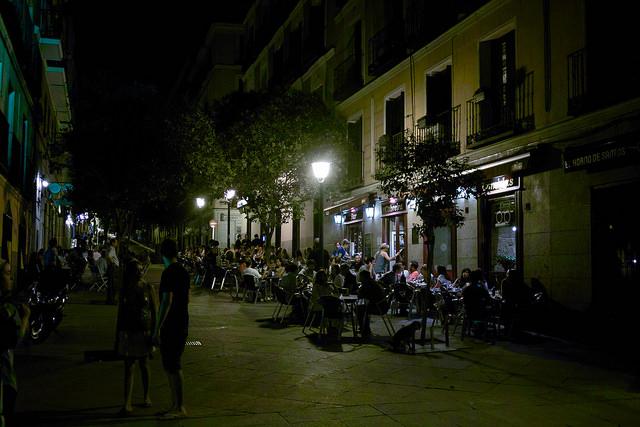 Fin de semana en Madrid - malasaña
