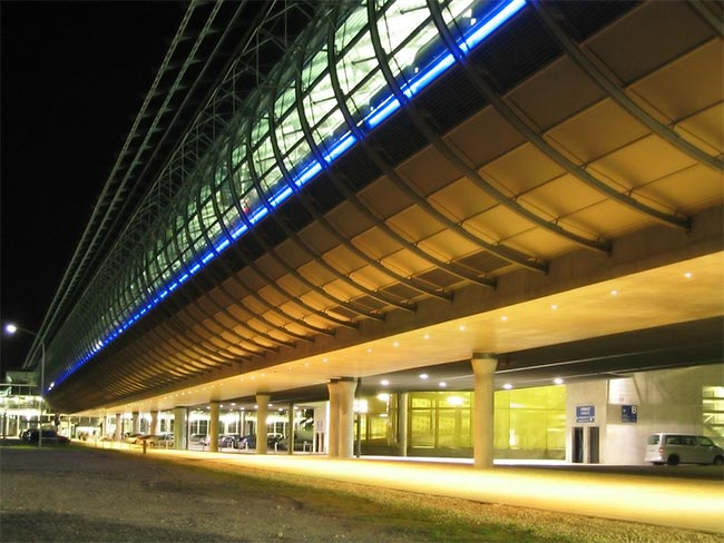Aeropuerto de Leipzig