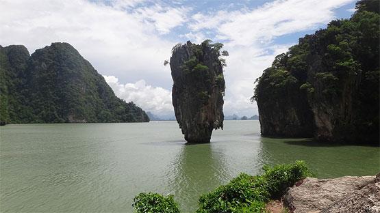 James Bond Island, Tailandia
