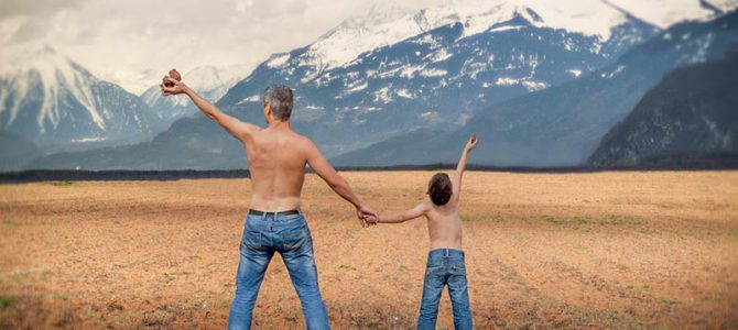 7 consejos para un viaje familiar con niños