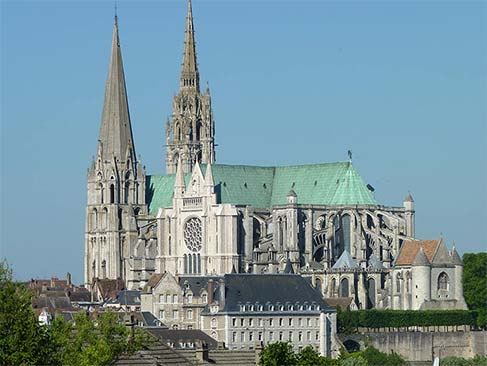catedral chartres