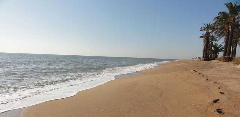 Playas de Santa Susanna
