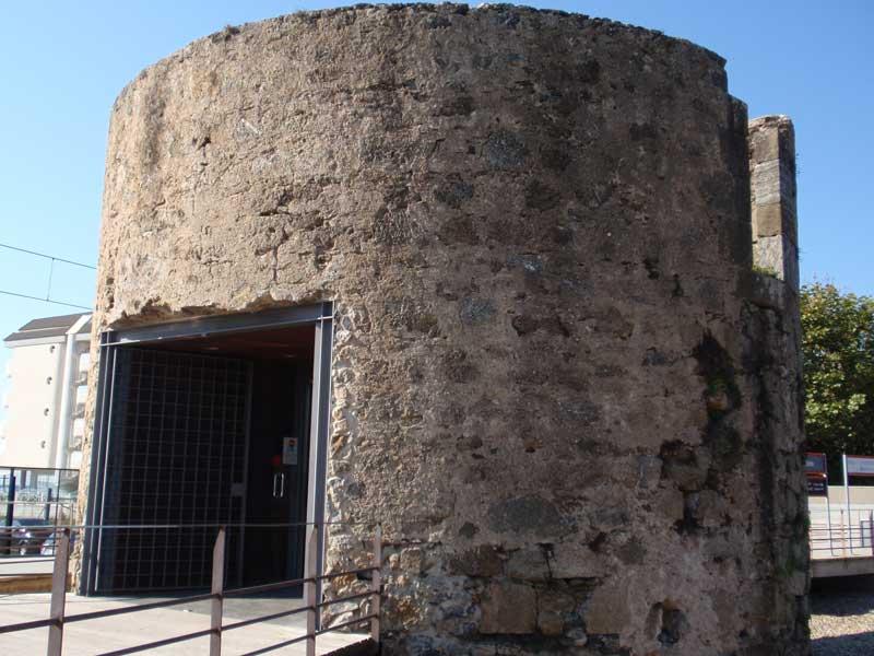 Torres de guaita Santa Susanna