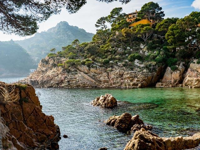 Las mejores playas de Begur: Fornells