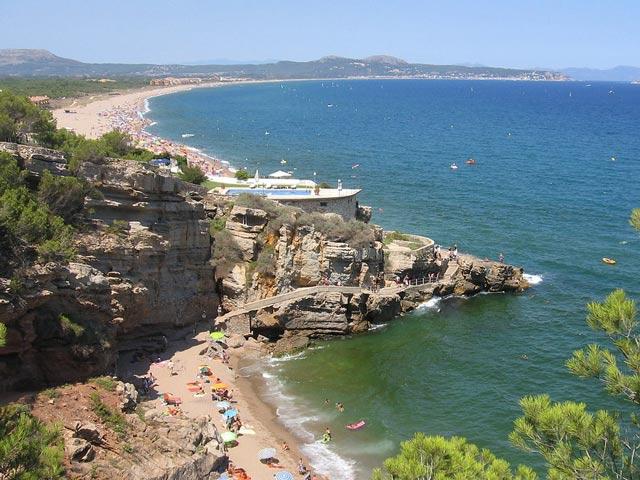 Platja del Racó - mejores playas de Begur