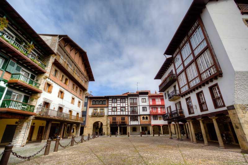 pueblos bonitos del País Vasco