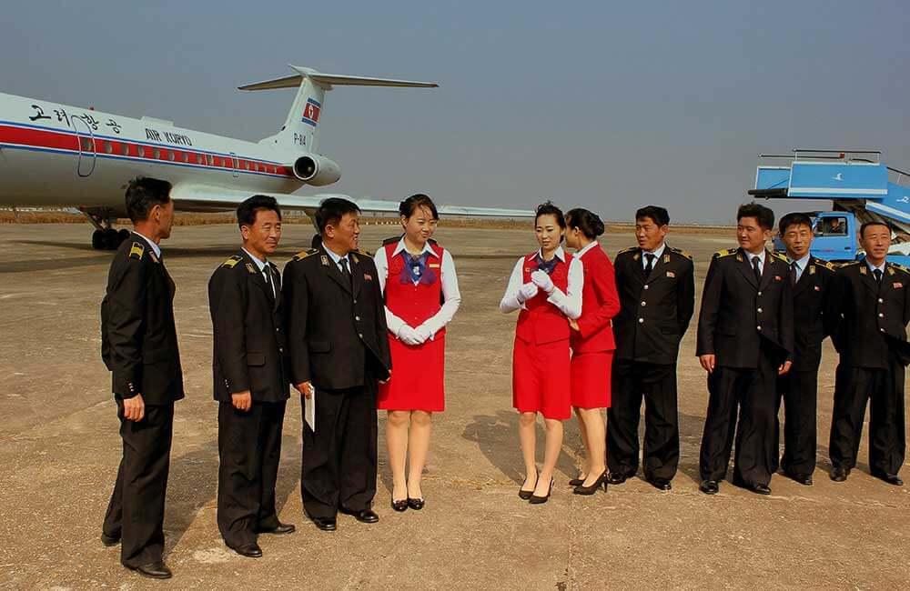 Personal Air Koryo