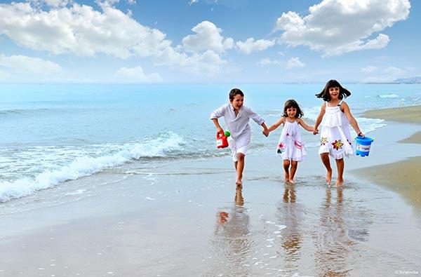 destinos de playa en Europa