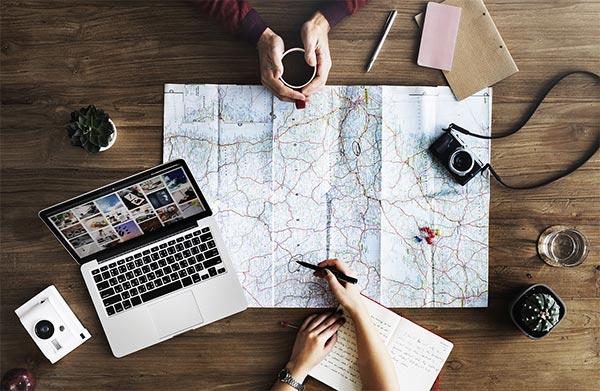 Planificar un viaje
