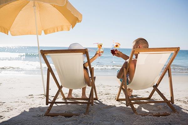 vacaciones con playa