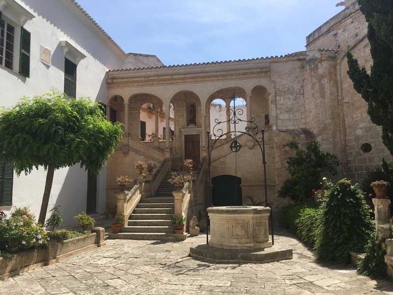 casco histórico ciutadella