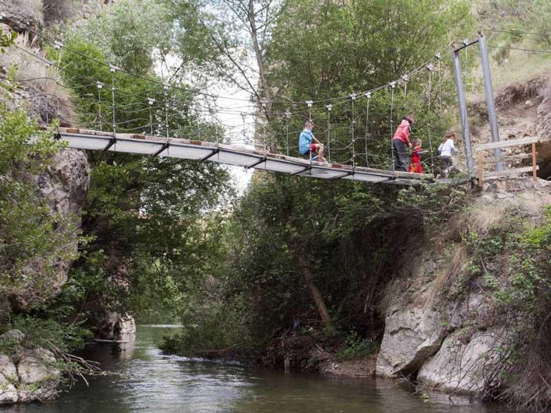 ruta rio Castril